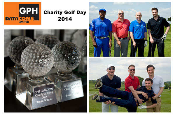 The sun comes out for the annual GPH Charity Golf Day