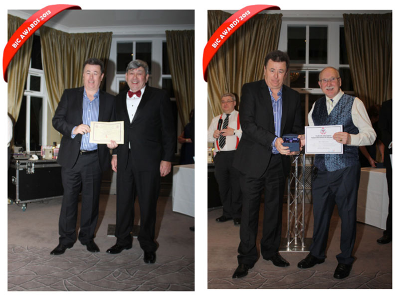 British Judo Council Awards at The Belfry Hotel, March 2014